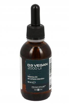 D3 Vegan 2000 UI - Vitamina D3 e Lichene islandico