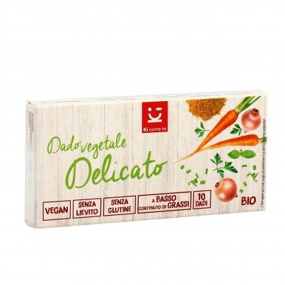 Dado Vegetale Delicato Senza Lievito