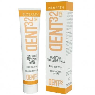 """Dentifricio Protezione Orale """"Dent32"""""""