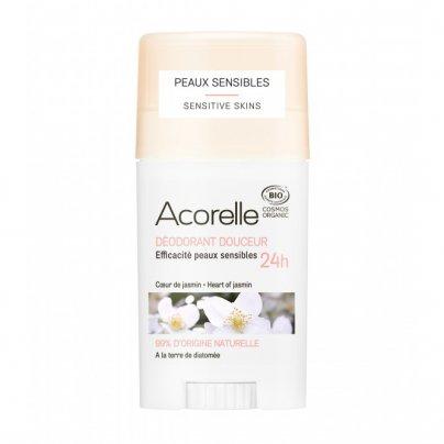 Deodorante Bio Pelle Sensibili - Cuore di Gelsomino
