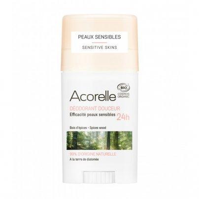 Deodorante Bio Pelle Sensibili - Legno Speziato