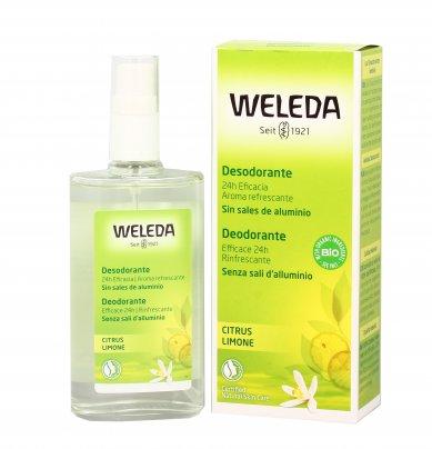 Deodorante al Limone Rinfrescante - Efficacia 24h