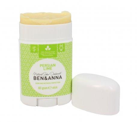 Deodorante Bio Vegan - Lime e Bergamotto