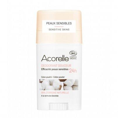 Deodorante Bio Pelle Sensibili - Polvere di Cotone