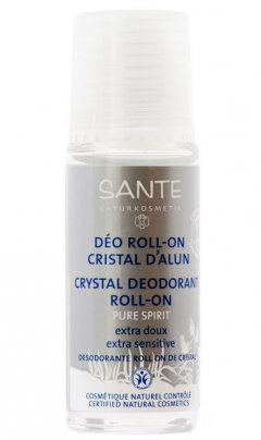 Deodorante Roll-on Cristallo