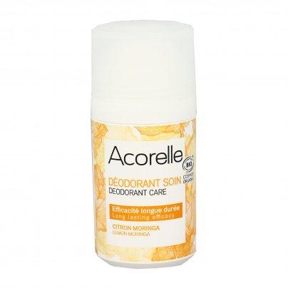 Deodorante Roll-On con Limone e Moringa 50 ml