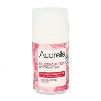 Deodorante Roll On con Rosa Selvatica 50 ml