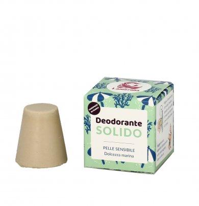 """Deodorante Solido per Pelle Sensibili """"Dolcezza Marina"""""""