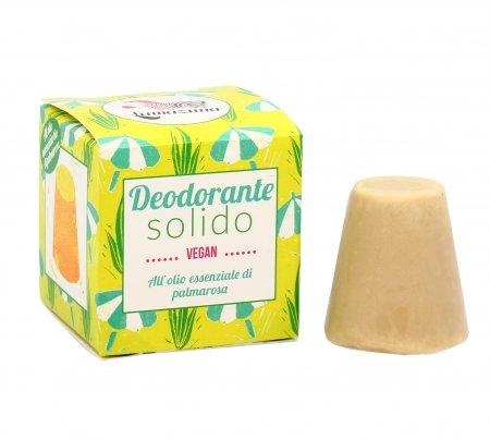 Deodorante Solido all'Olio Essenziale Palmarosa