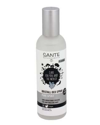 Deodorante Spray Kristall