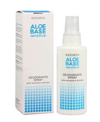 Deodorante Spray - Aloe Base Sensitive