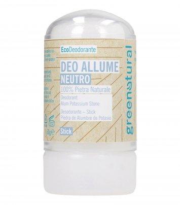 Deodorante Stick con Allume di Potassio Neutro