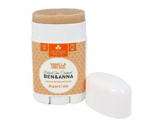 Deodorante Bio Vegan - Calendula e Vaniglia