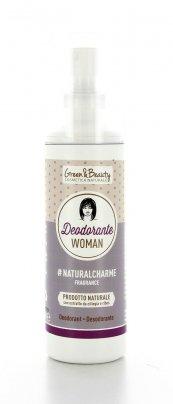 Deodorante Spray per Donna - Naturalcharme