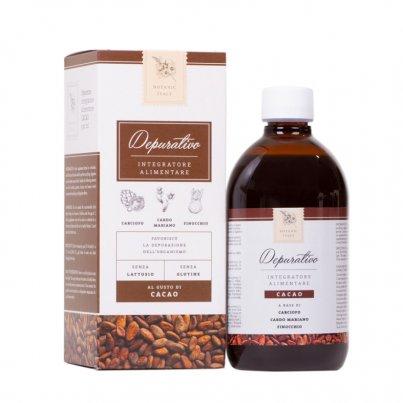 Integratore Alimentare Depurativo Gusto Cacao