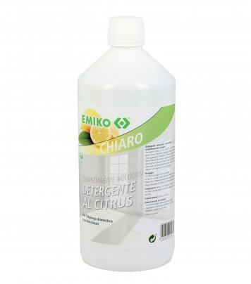 Detergente al Limone - Chiaro