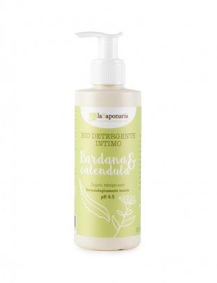 Detergente Intimo Bio con Bardana e Calendula