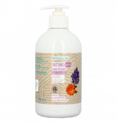 Detergente Intimo Dailycare pH 4.3 -  Calendula, Lavanda e Mirtillo 500 ml