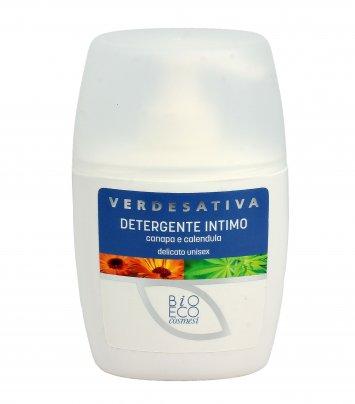 Detergente Intimo Canapa e Calendula