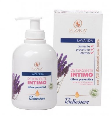 Detergente Intimo alla Lavanda Difesa Preventiva pH 3.0 - 3.5