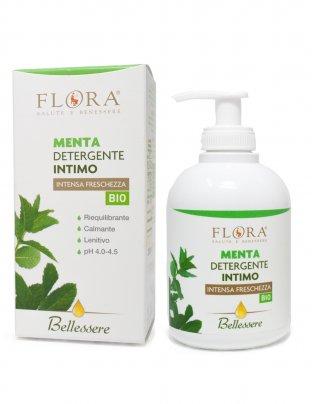 Detergente Intimo Menta pH 4,0 - 4,5