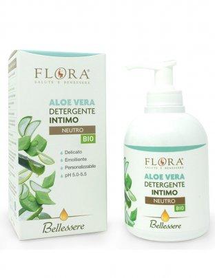 Detergente Intimo Neutro con Aloe Vera pH 5.0 - 5.5