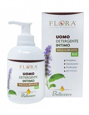 Detergente Intimo Riequilibrante per Uomo