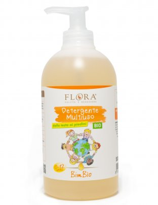 Detergente Multiuso per Bambini - BimBiò