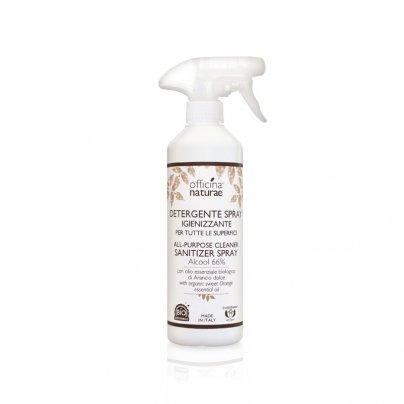 Detergente Spray Igienizzante per tutte le Superfici