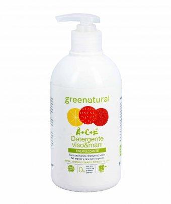 Detergente Viso e Mani Energizzante A+C+E