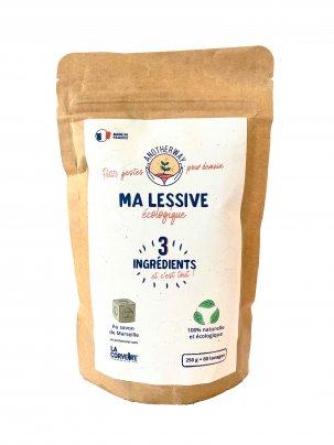 Detersivo Ecologico con Sapone di Marsiglia - (Ricarica 250 gr.)