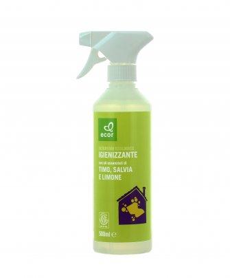Detersivo Ecologico Igienizzante Spray