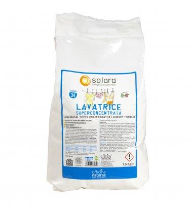 Solara - Detersivo Polvere per Lavatrice Superconcentrato