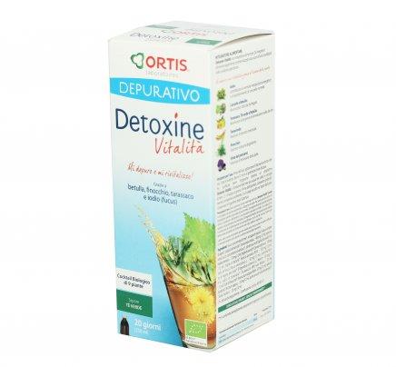 Detoxine Vitalità al Tè Verde