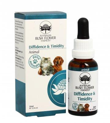 Diffidence & Timidity Animal