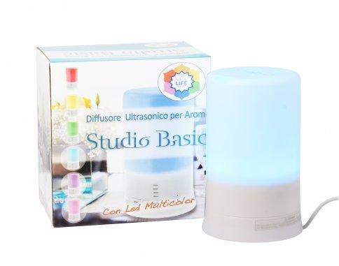 Diffusore Ultrasonico per Aromi - Studio Basic