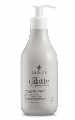 Sapone Liquido Nutriente Mani e Viso - Dilatte 400 ml