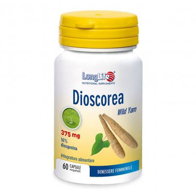 Dioscorea - Integratore per Menopausa e Ciclo Mestruale
