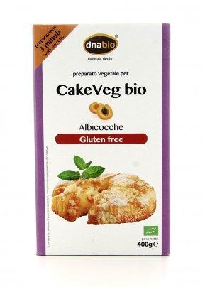 CakeVeg Bio - Albicocche