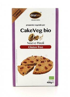 Cakeveg Bio - Noci e Pinoli