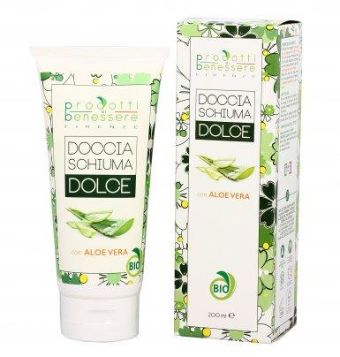 "Docciaschiuma ""Dolce"" con Aloe Vera"