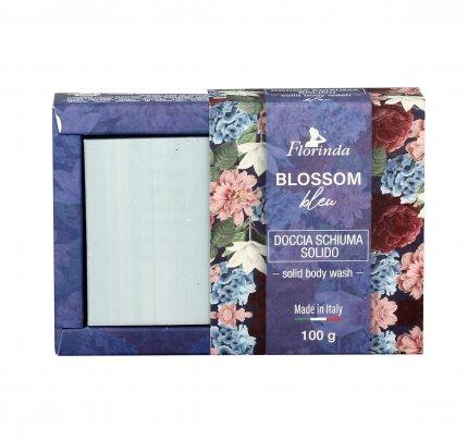 "Doccia Schiuma Solido ""Blossom Bleu"" - Bouganville"