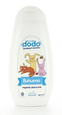 Balsamo Vegetale Districante per Animali - Dodo Pet's Care