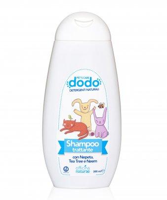 Shampoo Trattante per Animali - Dodo Pet's Care