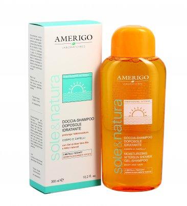 Doccia-Shampoo Doposole Idratante