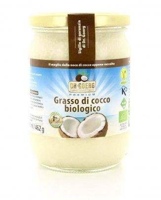 Grasso di Cocco Bio 462 grammi