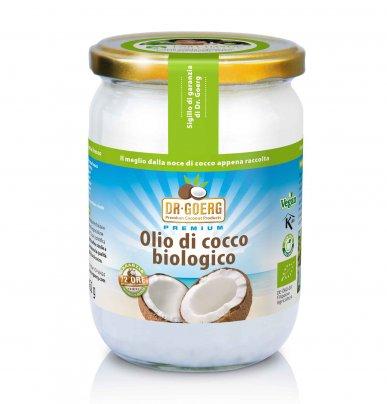 Olio di Cocco Biologico 500 ml / 462 gr.