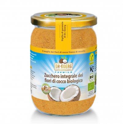 Zucchero Integrale di Fiori di Cocco Bio