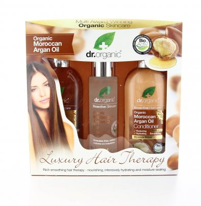 Organic Moroccan Argan Oil - Lixury Hair Therapy