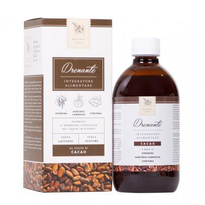 Integratore Alimentare Drenante - Gusto Cacao